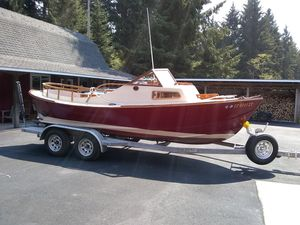 New Calkins Bartender Cruiser Boat For Sale
