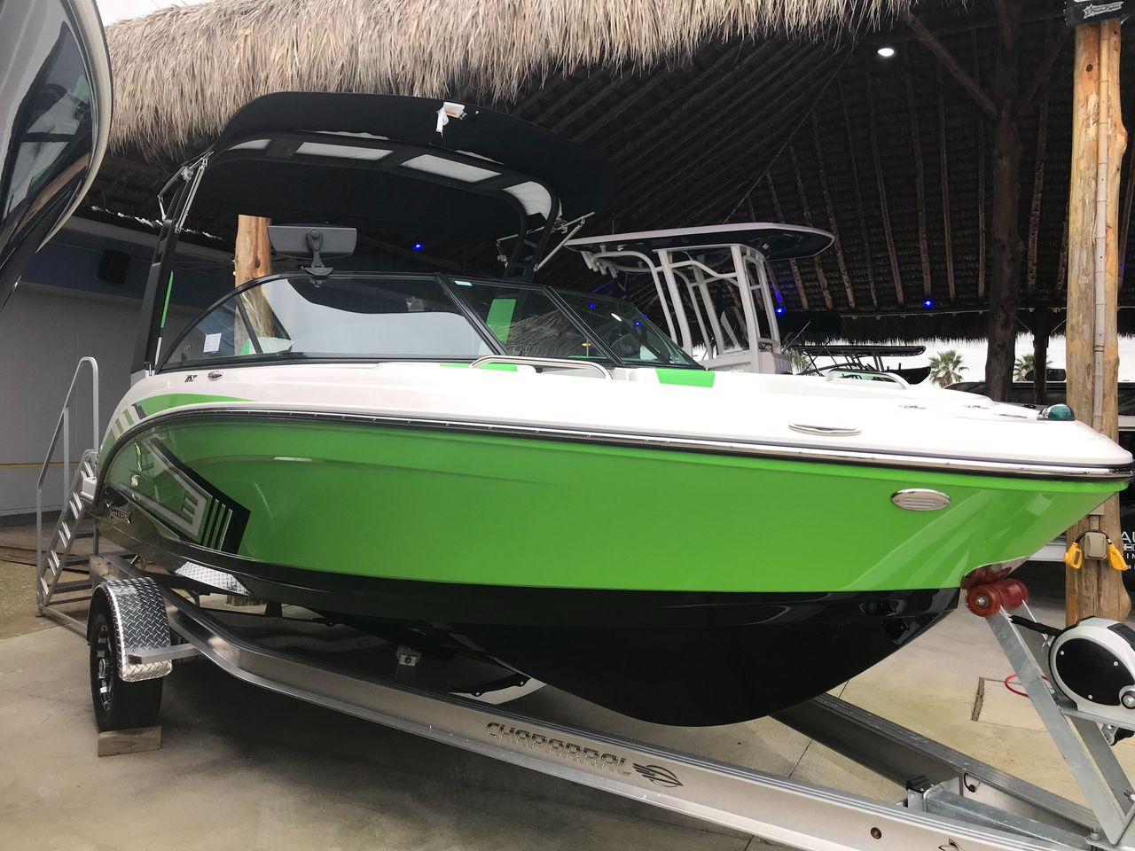 2019 New Chaparral 203 Vortex VRX High Performance Boat For