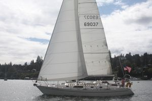 Used Custom Perry Bella 40 Cruiser Sailboat For Sale
