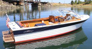 Used Chris-Craft Sea Skiff Cuddy Cabin Boat For Sale