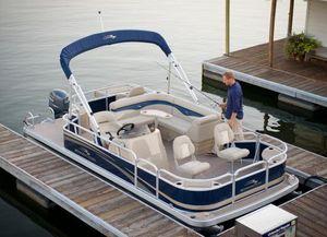 Used Bennington 20 SF Pontoon Boat For Sale