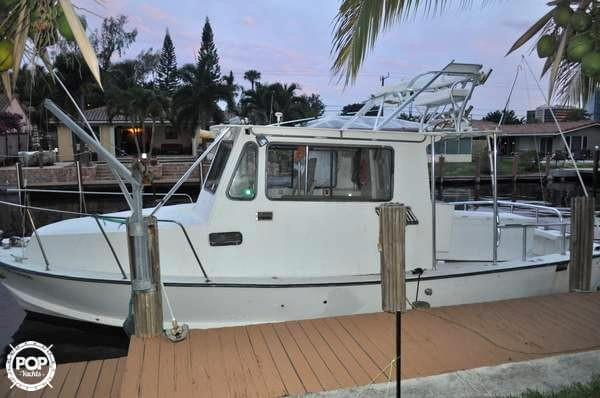 Used Kingfisher 31 Combination Carrier Boat For Sale