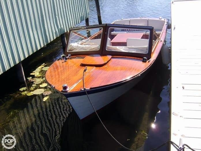 Used Lyman 21 Classic Antique and Classic Boat For Sale