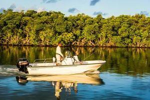 New Boston Whaler 170 Montauk Center Console Fishing Boat For Sale