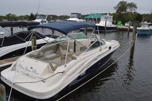 Used Sea Ray Sundeck Bowrider Boat For Sale
