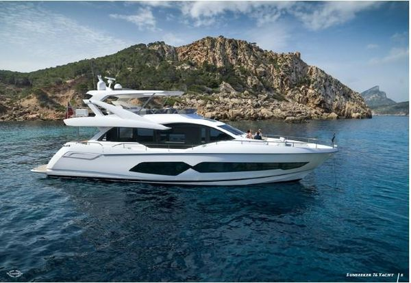 New Sunseeker 76 Yacht Motor Yacht For Sale