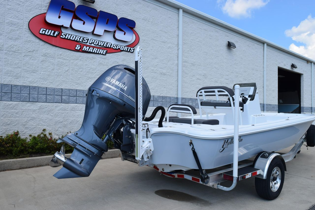2019 New Yellowfin 21 Bay21 Bay Center Console Fishing Boat For Sale