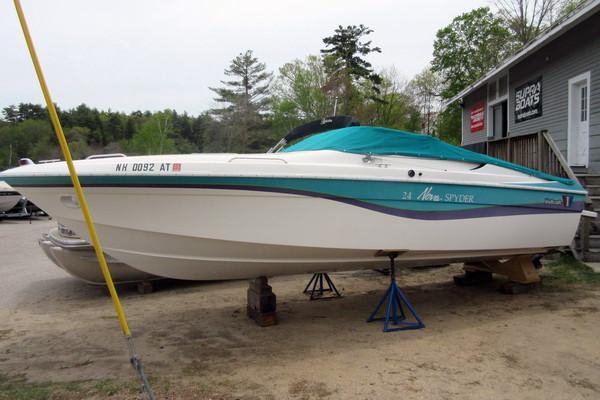 Used Wellcraft 24 Nova Spyder - 11486 High Performance Boat For Sale