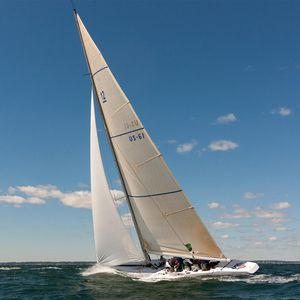Used Derecktor 12 Meter Sloop Sailboat For Sale