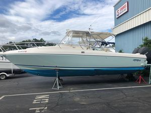 Used Intrepid 339 Cuddy Express Cruiser Boat For Sale