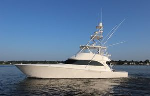 Used Viking 60 Convertible Fishing Boat For Sale