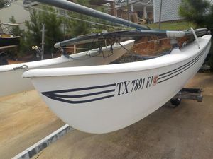 Used Hobie Cat 16 Daysailer Sailboat For Sale