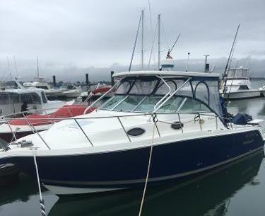 Used Wellcraft Coastal 290 Cruiser Boat For Sale