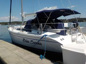 Used Catalina 42 MK11 Cruiser Sailboat For Sale
