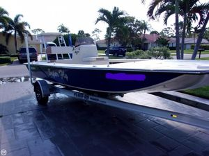 Used Renegade 20 Skate Flats Fishing Boat For Sale