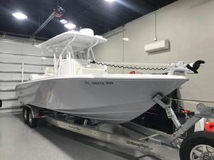 Used Seahunter 28 Floridian Center Console Fishing Boat For Sale