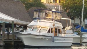 Used Kha Shing Sundeck Trawler Boat For Sale