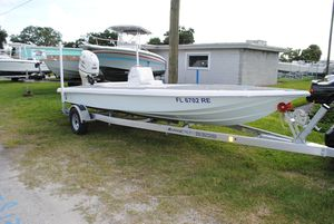 Used Outlaw 21 Center Console Fishing Boat For Sale
