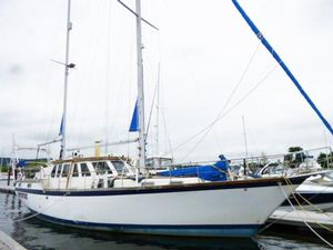 Used Nauticat 52 Center Cockpit Sailboat For Sale
