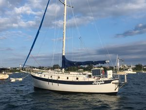 Used Willard Marine 8 Ton Cutter Sailboat For Sale
