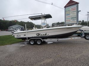 Used Angler 240 Center Console Center Console Fishing Boat For Sale