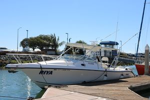Used Mako 333 Attack Commercial Boat For Sale