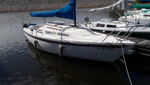 Used Spirit 23 Racer and Cruiser Sailboat For Sale