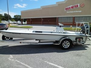Used Hell's Bay Ambush Saltwater Fishing Boat For Sale