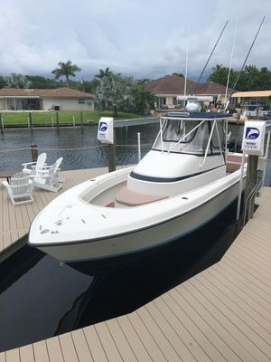 Used Contender 31 Fish Around Center Console Fishing Boat For Sale