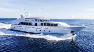 Used Trinity Yachts Raised Pilothouse MY Motor Yacht For Sale
