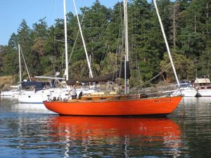 Used Alberg Odyssey Cruiser Sailboat For Sale