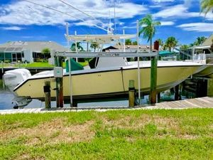 Used Jupiter 27 CC Center Console Fishing Boat For Sale