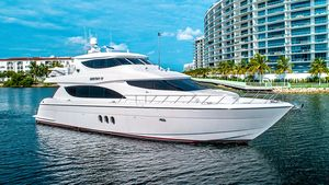 Used Hatteras Enclosed Bridge MY Motor Yacht For Sale