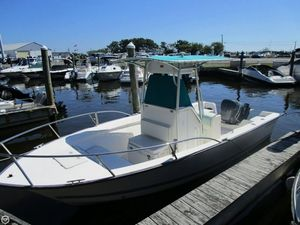 Used Key Largo 20 CC Center Console Fishing Boat For Sale