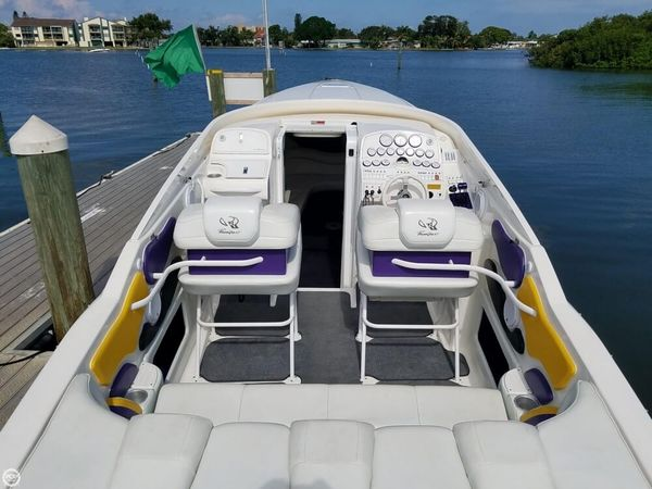 Used Powerquest 380 Avenger High Performance Boat For Sale