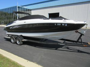 Used Crownline 262 EX Bowrider Boat For Sale
