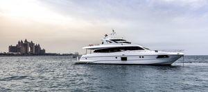 New Majesty Yachts Majesty 90 Motor Yacht For Sale