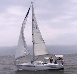 Used Catalina 28mkii Cruiser Sailboat For Sale