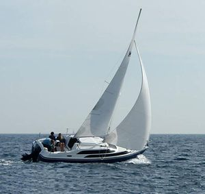 Used Macgregor 26 Sloop Sailboat For Sale