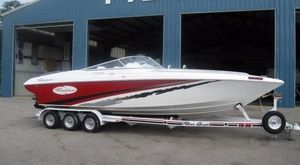 Used Powerquest Predator 300 High Performance Boat For Sale