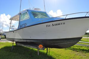 Used Vineyard Vixen Vinyard Hawk Commercial Boat For Sale