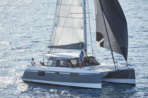 New Nautitech 40 Open Catamaran Sailboat For Sale