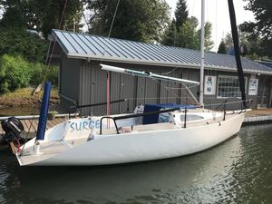 Used Martin 241 Racer and Cruiser Sailboat For Sale