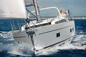 Used Beneteau Oceanis 55 Cruiser Sailboat For Sale