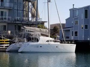 Used Lagoon 380 Cruiser Sailboat For Sale