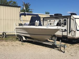 Used Sea Ray 23 Laguna Center Console Fishing Boat For Sale