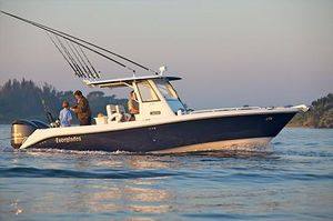 New Everglades 295 Center Console Center Console Fishing Boat For Sale