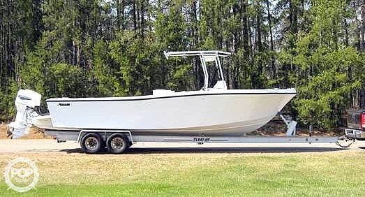 Used Mako 261 Center Console Center Console Fishing Boat For Sale