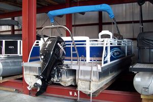 Used Jc 21 Neptoon TT Pontoon Boat For Sale