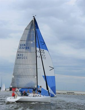 Used Quest 33 Racer and Cruiser Sailboat For Sale